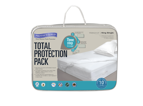 Total Protection Kit - King Single