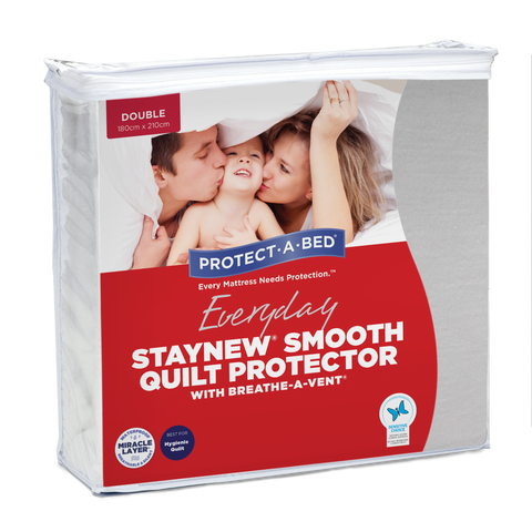 Staynew Smooth Quilt Protector