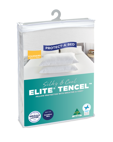 TENCEL® with Side Protection Elite Pillow Protectors