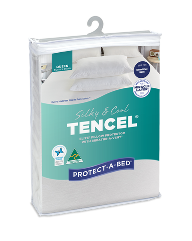 TENCEL® Elite Pillow Protectors