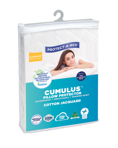 Cumulus Waterproof Pillow Protector