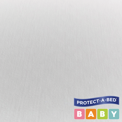 Bamboo Jersey® Fitted Bassinet Mattress Protectors