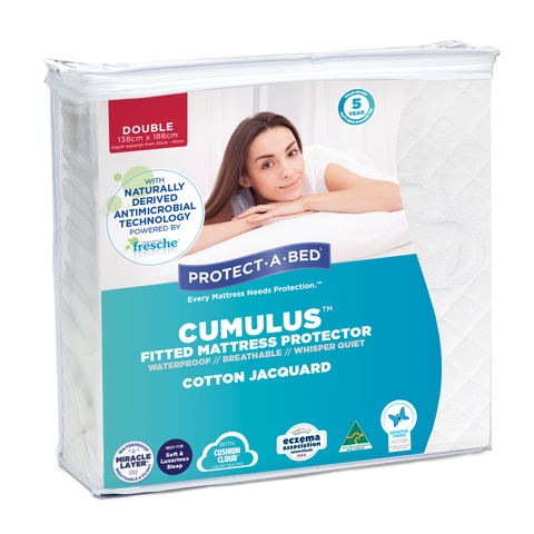 Cumulus Fitted Waterproof Mattress Protector