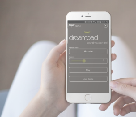 Dreampad Bluetooth Receiver