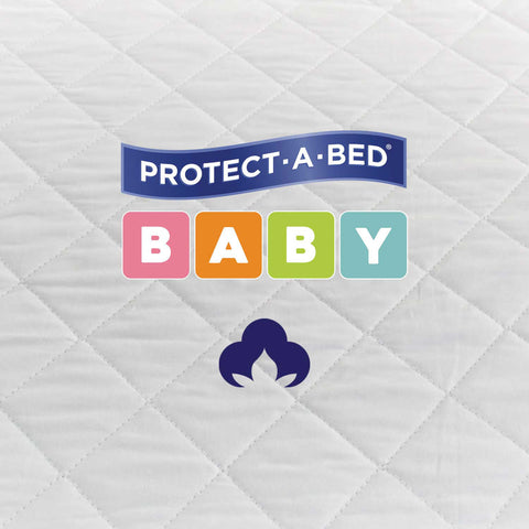 Fitted Bassinet Protector - Quilted (84cm x 51cm + 14cm Depth)