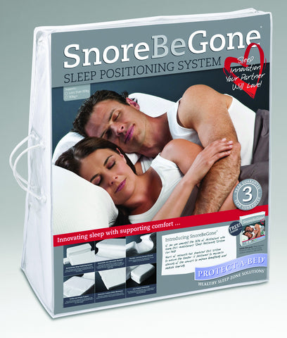 SnoreBeGone Sleep System - Up to 90kg