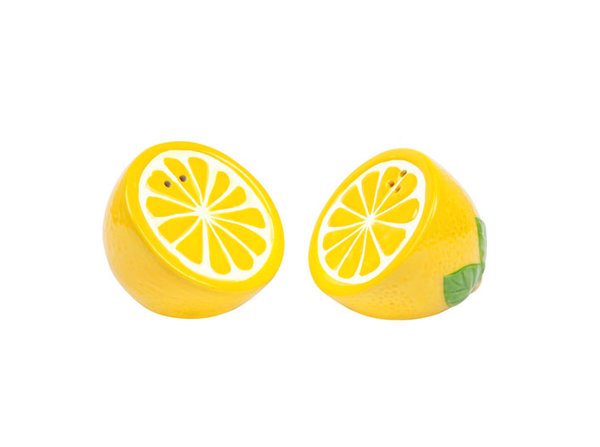 LEMON S & P SHAKERS S2