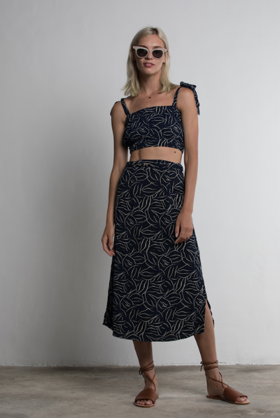 SIMONA SKIRT NAVY