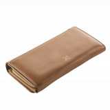 FLORENCE WALLET ALMOND