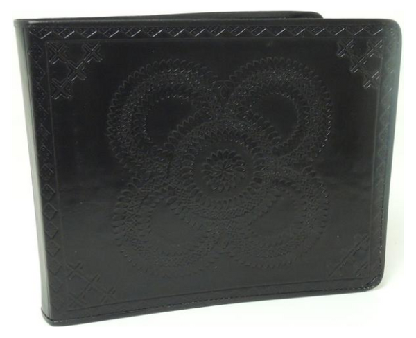 EMBOSSED LEATHER ALBUM SMALL