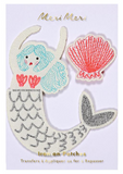 IRON ON PATCH MERMAID