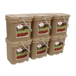 Meat - 360 Servings Gourmet Freeze Dried Meat