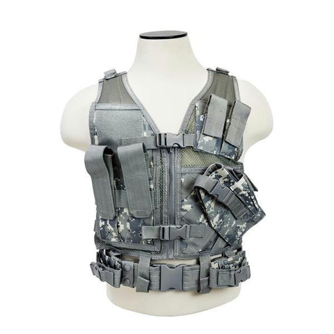 Tactical Vest/Digital Camo