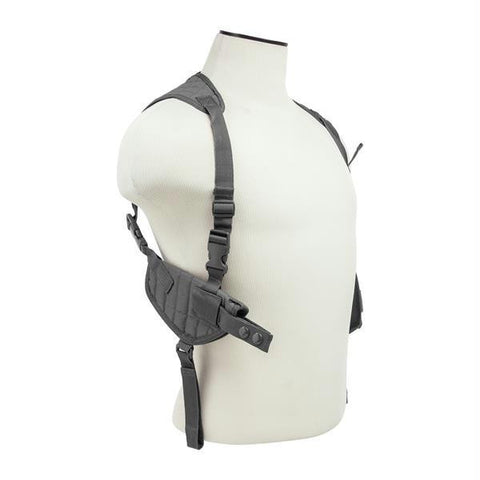 Shoulder Holster - Bism by Mcstar Ambidextrous Horizontal Shoulder Holster