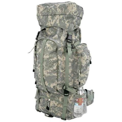 Mountaineers Heavy-Duty Backpack, Extreme Pak, Invisible Camo and water-resistant