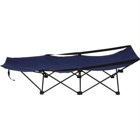 "Camping Cot - Maxam 71"" X 24"" Collapsible/Quick Set-Up"