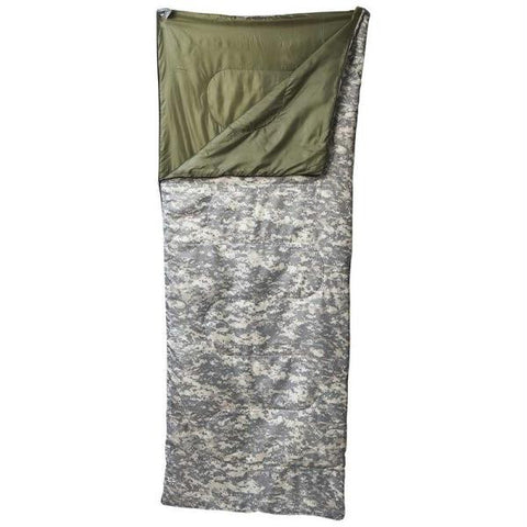 Sleeping Bag, Maxam Digital Camo