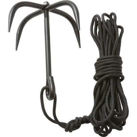 Grappling Hook with Rope