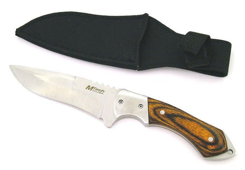 SALE M TECH FIXED BLADE HUNTING KNIFE