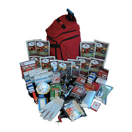 Deluxe Survival Kit - 2 weeks for 1 person; 1 week for 2 people