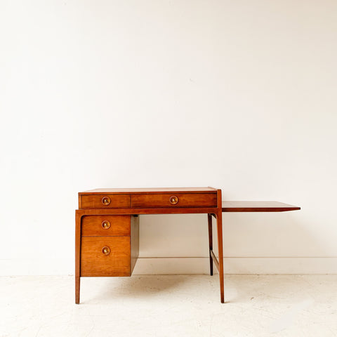 Mid Century Expandable Desk by John Van Koert for Drexel