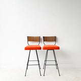 Pair of Arthur Umanoff Stools