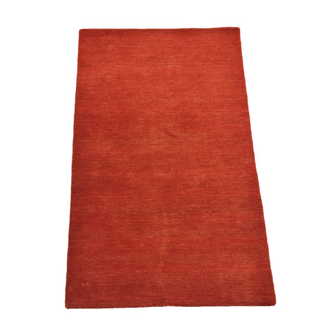 Archipelago Orange Rug #1