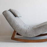 Adrian Pearsall Wave Chaise Rocker