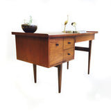 American of Martinsville Asymmetrical Desk