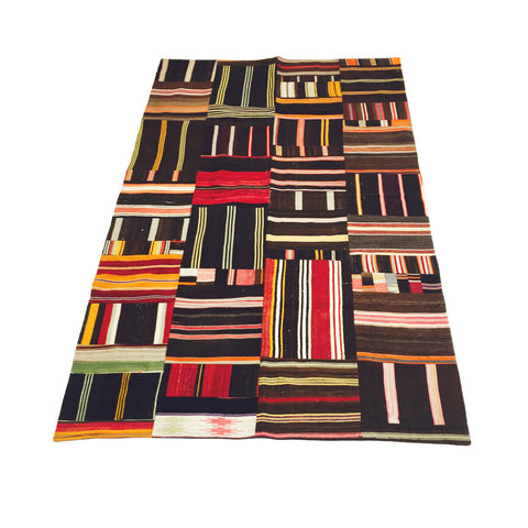 Turkish Patchwork Kilim MN12-70076