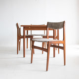 Danish Teak Dining Chairs