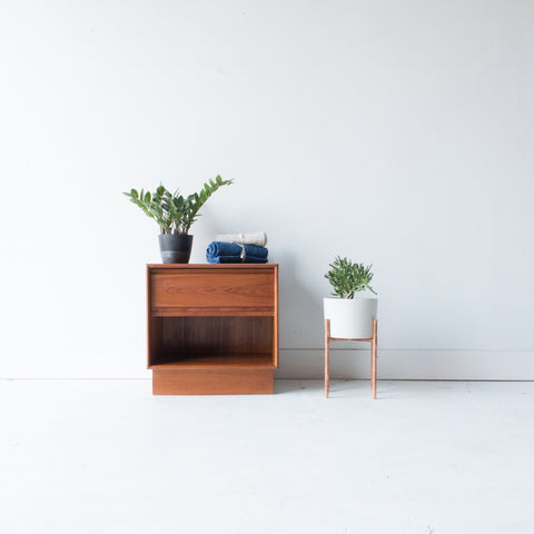 Danish Teak Nighstand