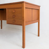 Domino Mobler Teak Desk