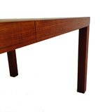 Danish Parsons Rosewood Dining Table
