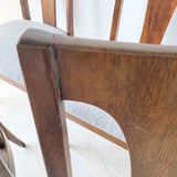 Set of 5 Broyhill Brasilia Dining Chairs