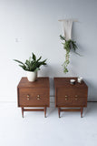 Pair of Genova Nightstands