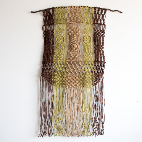 Macramé Wall Art