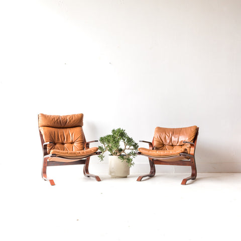 Pair of Ingmar Relling Chairs