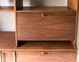 J.B. Van Sciver Room Divider/Wall Unit