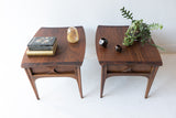 Pair of Kent Coffey Perspecta End Tables
