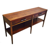 Lane Tuxedo Console Table