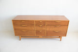 Lane 9 Drawer Dresser