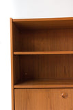 Teak Wall Unit - Made in Belgium