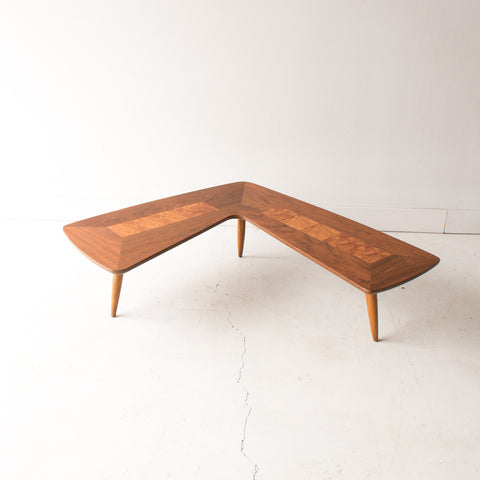 Mid Century Boomerang Coffee Table