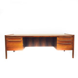 Mid Century Executive Desk