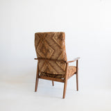 Bohemian Modern Lounge Chair