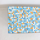 Mosaic Glass Tile Table #2
