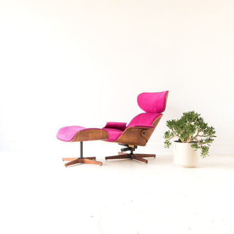 Mr. Chair in Fucshia