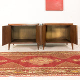 Pair of Broyhill Saga Nightstands