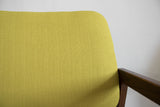 Pair of Chartreuse Occasional Chairs